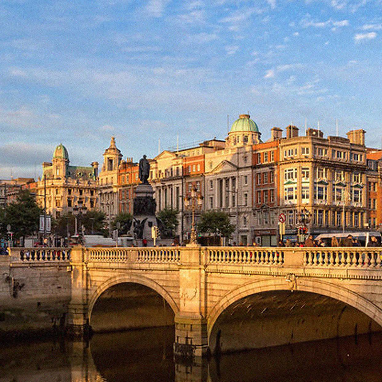 Road Trippin' : Dublin baby