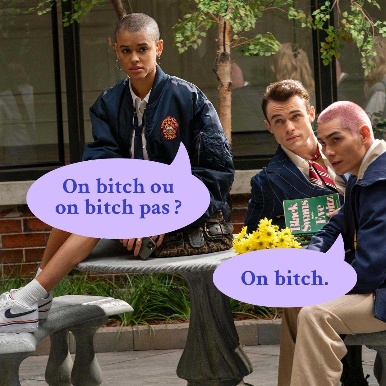 3 trucs à débattre en matant le reboot de Gossip Girl