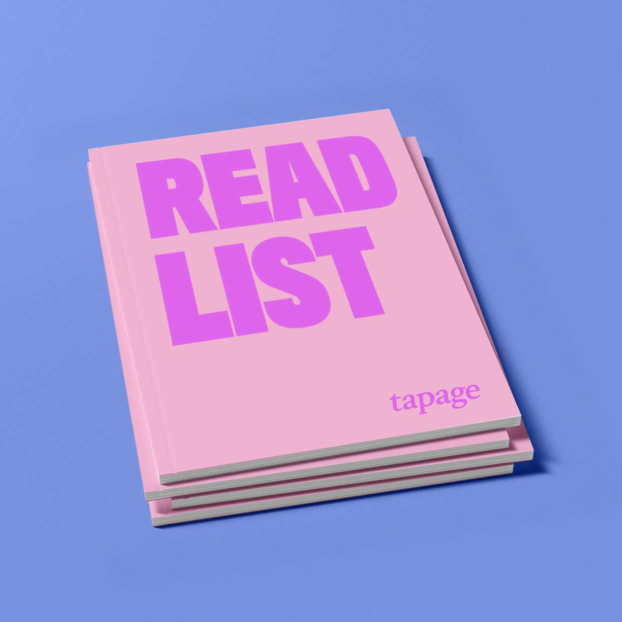 La read list de novembre : nos 4 livres préf' pour tenir jusqu'à la fin du mois