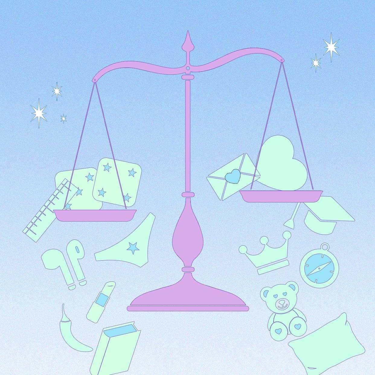 L'horoscope du mois d'octobre joue au chamboule-tout