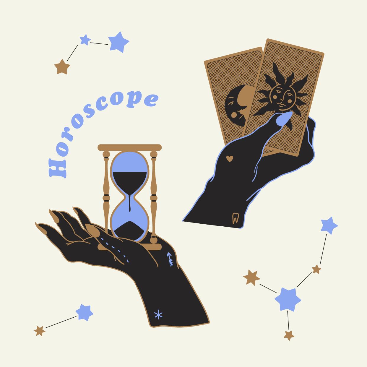 L'horoscope d'avril : nouveaux départs et rebondissements