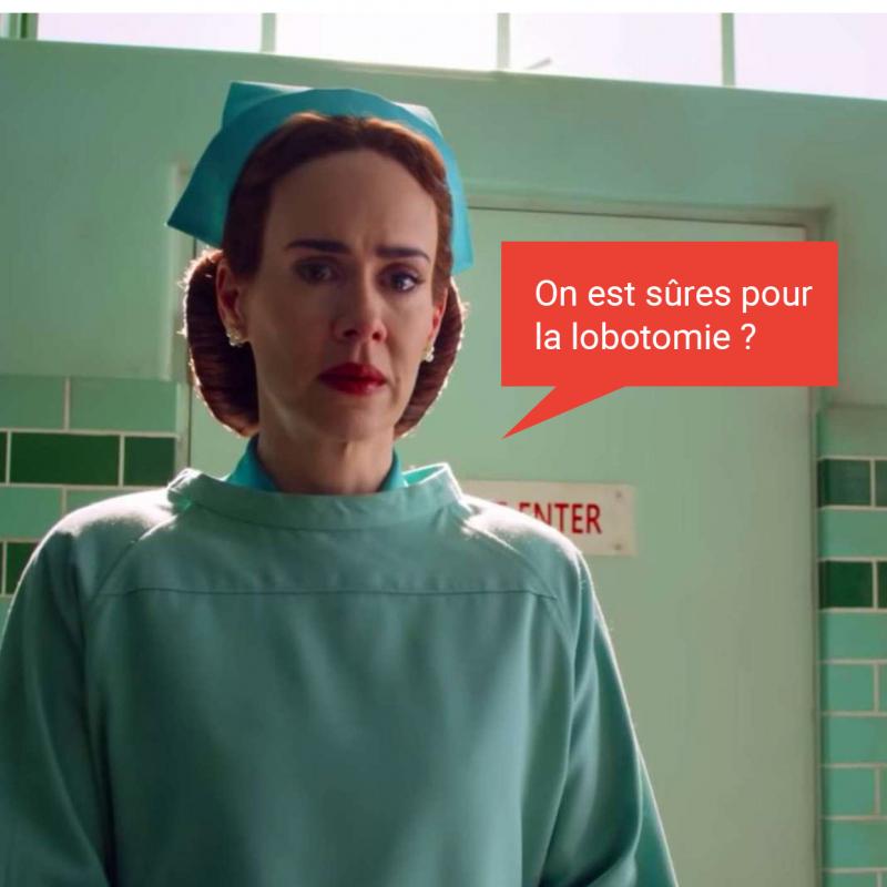 4 bonnes raisons de regarder la série Ratched sur Netflix