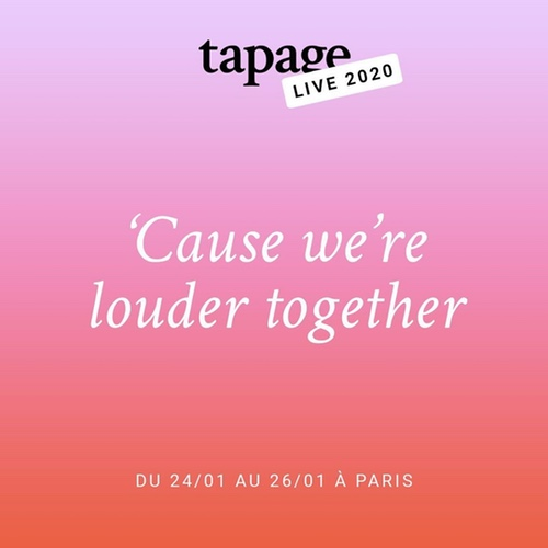 Tapage Live  - Annonce