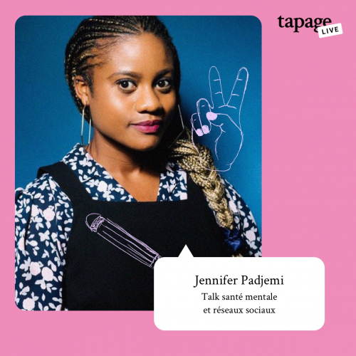 Tapage Live - Jennifer